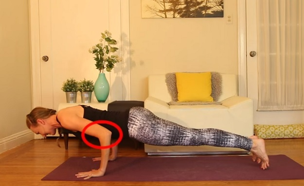 How to do chaturanga pose right