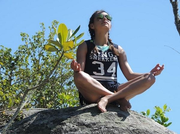 Mental benefits of yoga for children