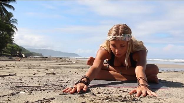 Yin Yoga class video