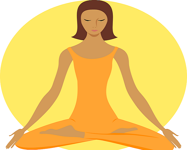 Yoga & mindfulness for stress relief