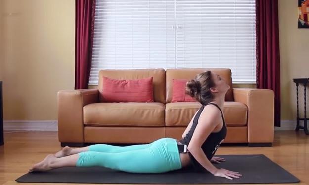 How to do Cobra Pose right