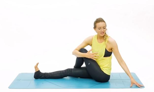 Detox yoga fusion workout video