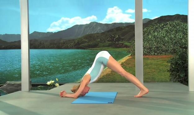 Kundalini yoga session for upper body strength
