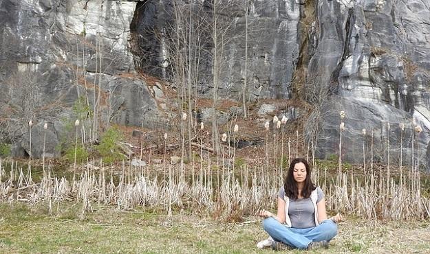 Yoga for depression study