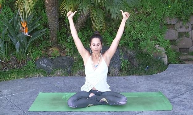 Self-love Kundalini workout video