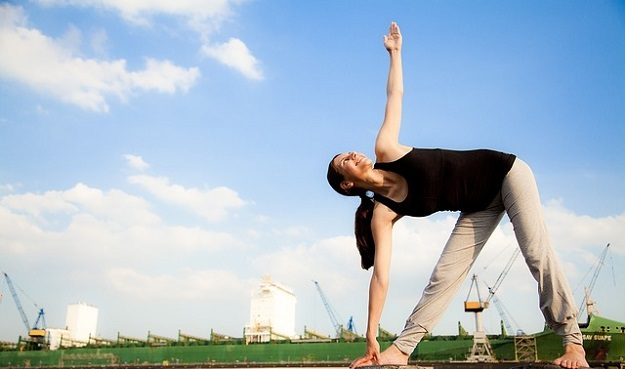 Health benefits of doing yoga every day
