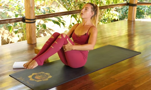 Yoga for your root chakra
