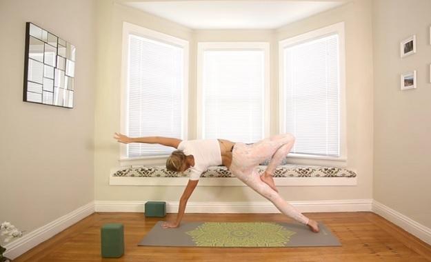 Sacral Chakra Yoga Flow Video workout
