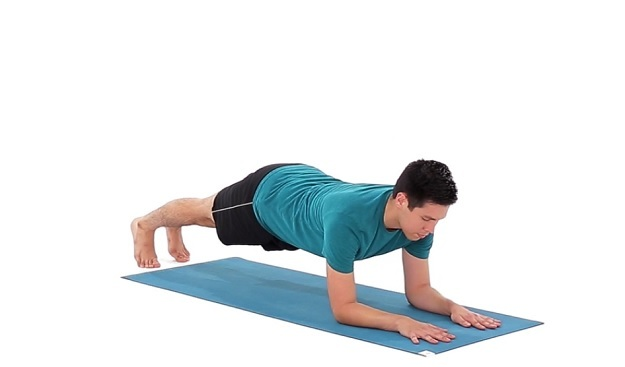 How to do Dolphin Plank Pose