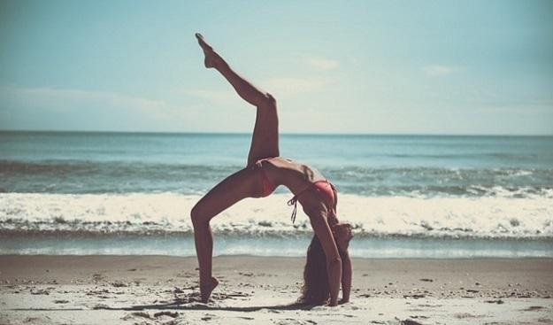 One-Legged Upward-Facing Bow Pose