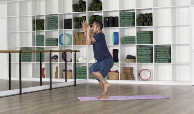 Birds of Play yoga class video