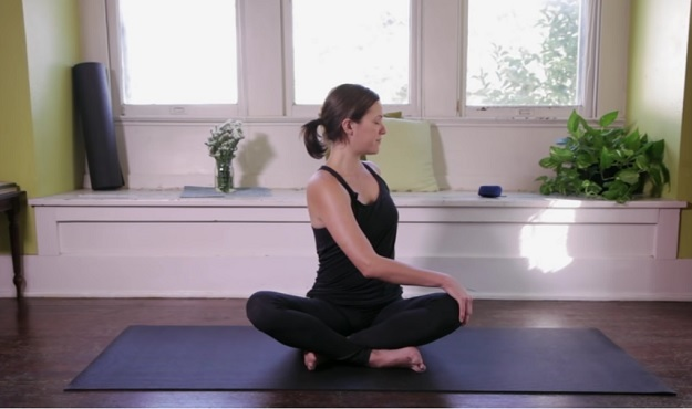 Yoga for complete beginners video