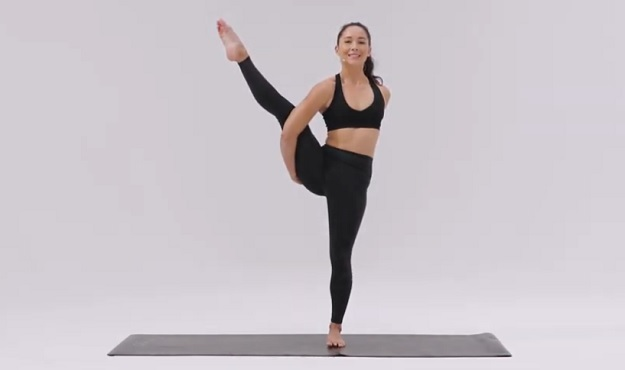 Bird of Paradise pose tutorial & benefits