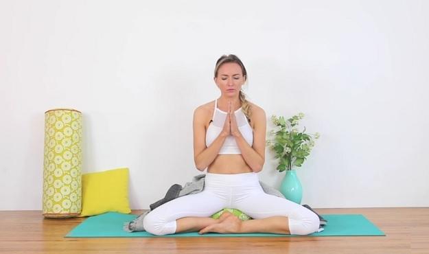 Kundalini yoga meditation video for intuition