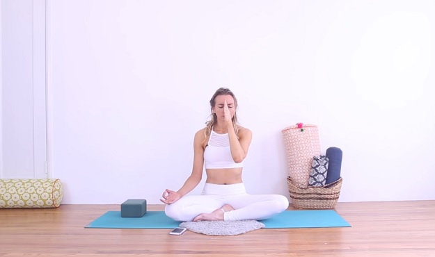 Morning Kundalini yoga for energy class video