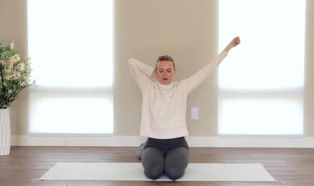 Immune-boosting Kundalini yoga video for immunity