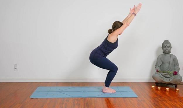 30-minute Ashtanga yoga for beginners video