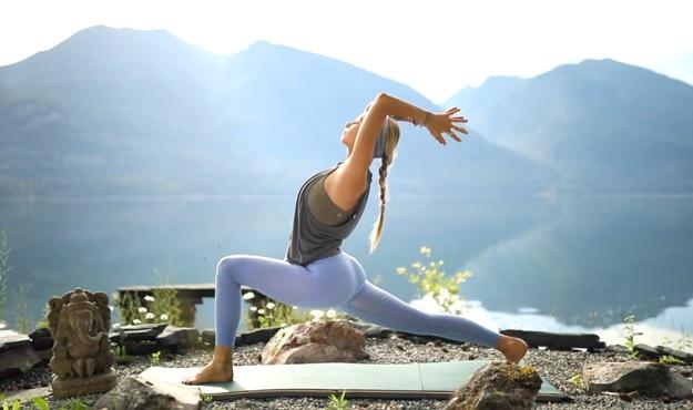 20-Minute Morning Yoga Flow