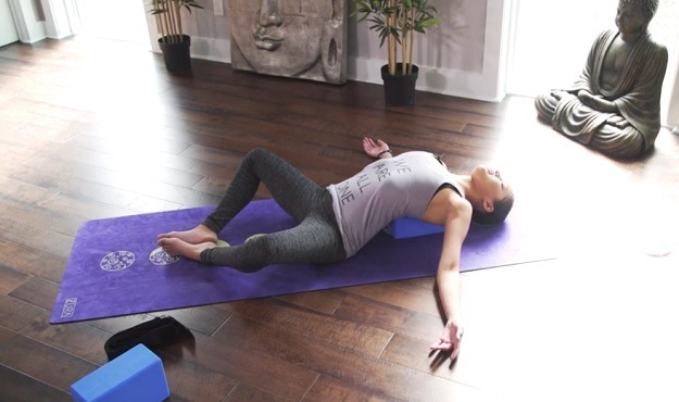 Best yoga poses for stress relief