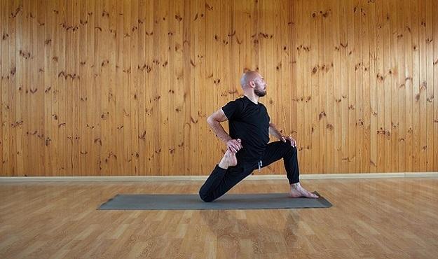Should men do yoga?