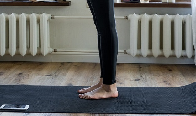 How to care for your hot yoga mat