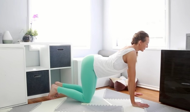 Beginner Kundalini yoga class video