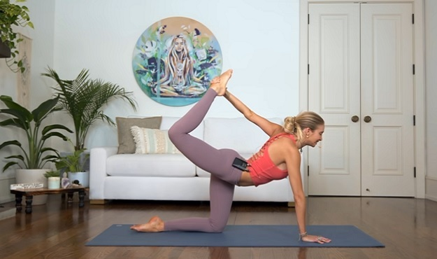 20-Minute Power Yoga Class video