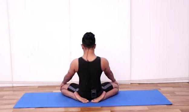 Gracious pose yoga tutorial