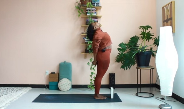 Yoga for healthy boundaries