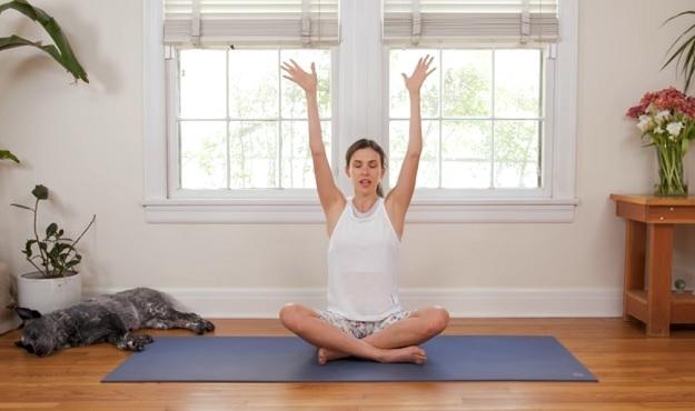 Full body renewal yoga flow