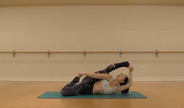 Infinity pose tutorial
