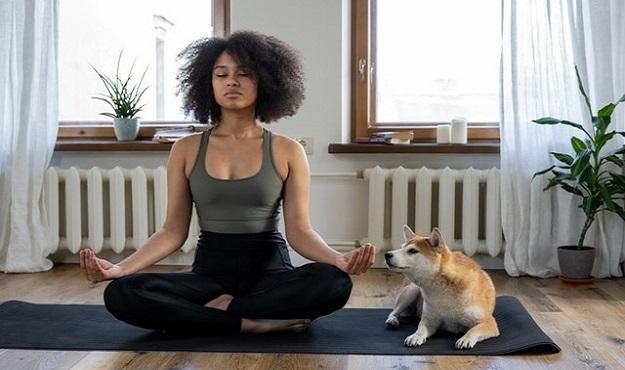 Setting up a home yoga retreat