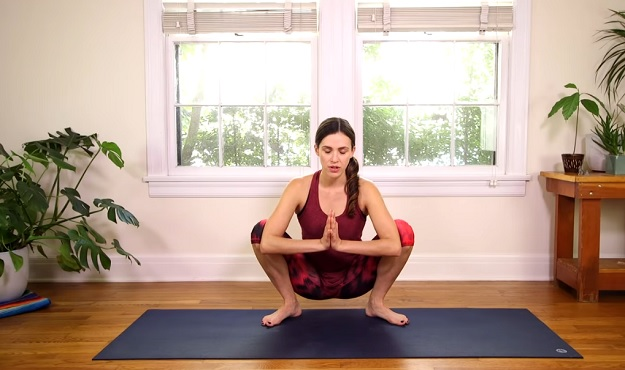 Root chakra yoga flow video class